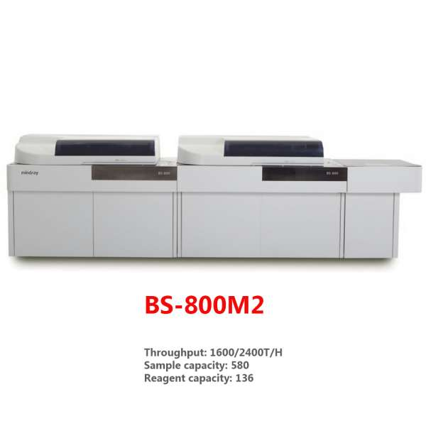 BS-800M2 Modular System Clinical Chemistry Solution