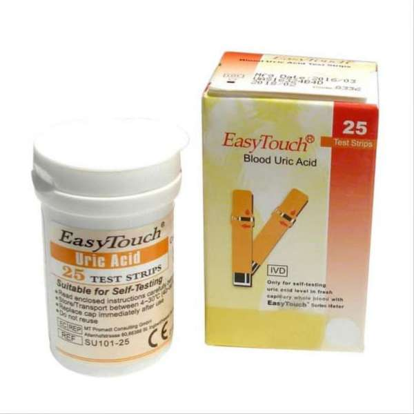 Strip Easy Touch Uric Acid